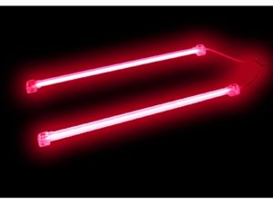 Revoltec cold cathode kit 2x 10cm Red
