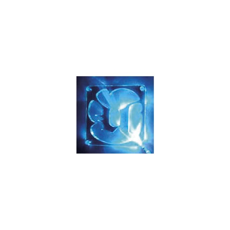 SB LED FAN GRILL WITH UNREAL TOURNAMENT BLUE