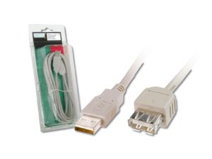 Digitus USB Extension Cable USB A/A M/F 3M