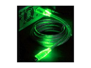 Sharkoon Luminous FireWire Vert