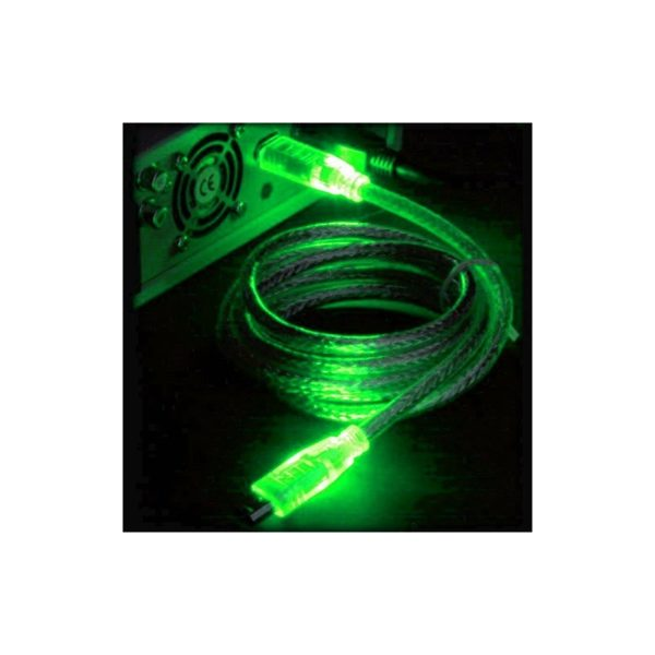 Sharkoon Luminous FireWire Vert