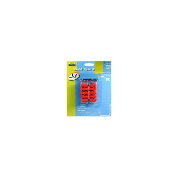 Vantec Ez Grip Molex kit Red UV