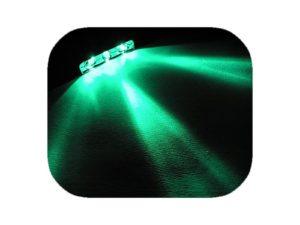 Sunbeam Laser LED, Vert