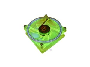 Sunbeam CCFL Fan UV Green 80mm