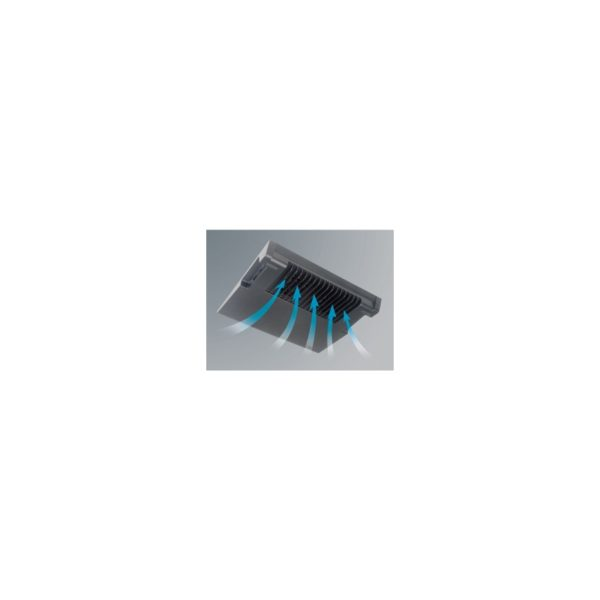 "Akasa AK-NBC-08BK Notebook Cooler Alu Black 15.4"""