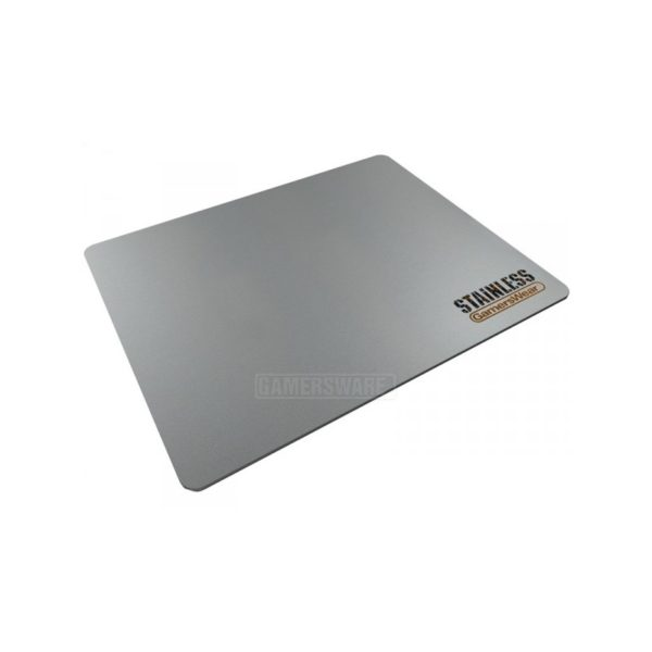 GamersWear Stainless Pad Silver