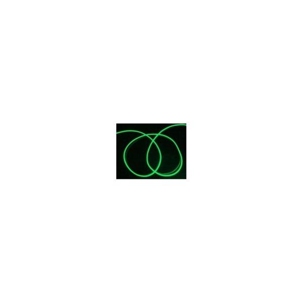 Cable electrique 1m 2.5mm UV Vert