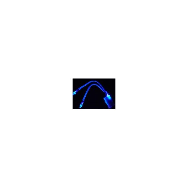 ACRyan ConductX Molex to 3Pin Y splitter UV Blue