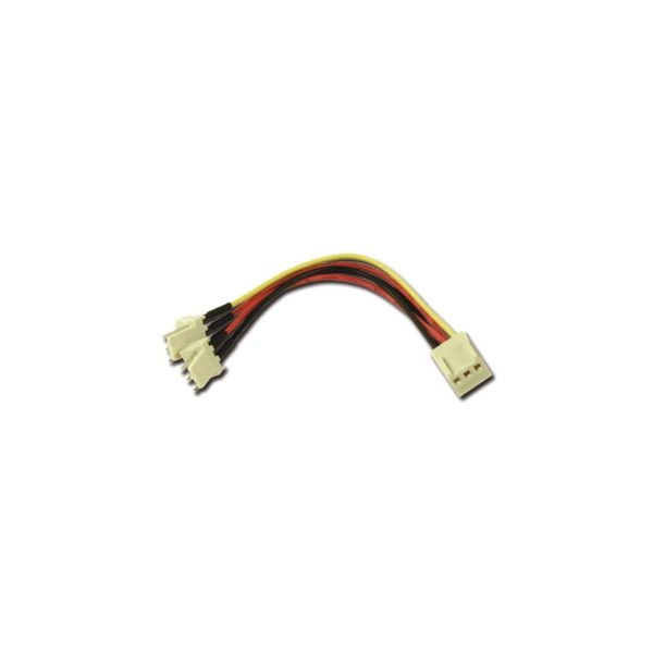 Sharkoon 3 Pin Y cable