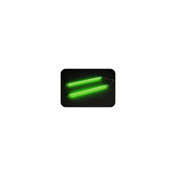 Revoltec Kaltlicht Kathode Twin-Set Green 30cm