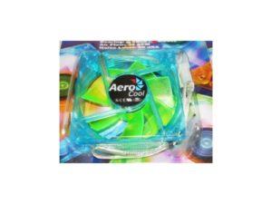 Aerocool Fan 80mm Blue Green UV led