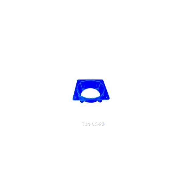Fan Adapter 60/80mm UV blue