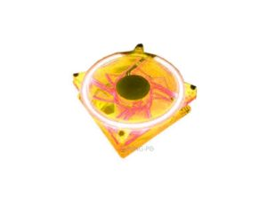 Sunbeam CCFL Fan UV Orange 80mm