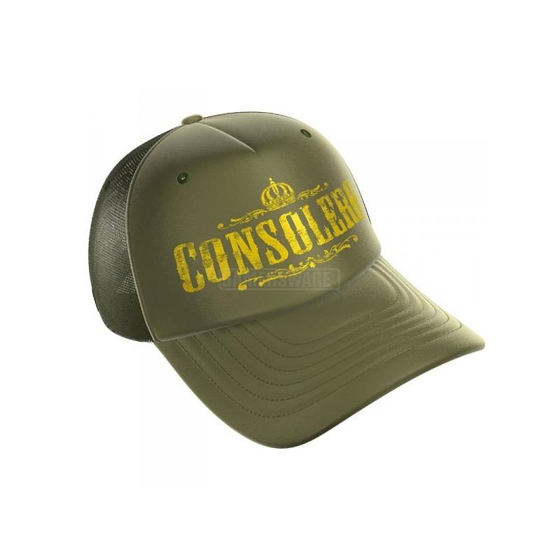GamersWear Consolero Trucker Cap Oliver