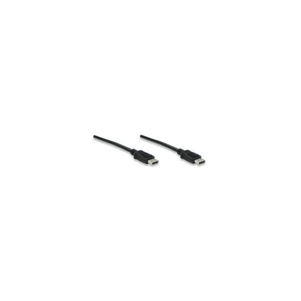 Manhattan DisplayPort Cable 3m black