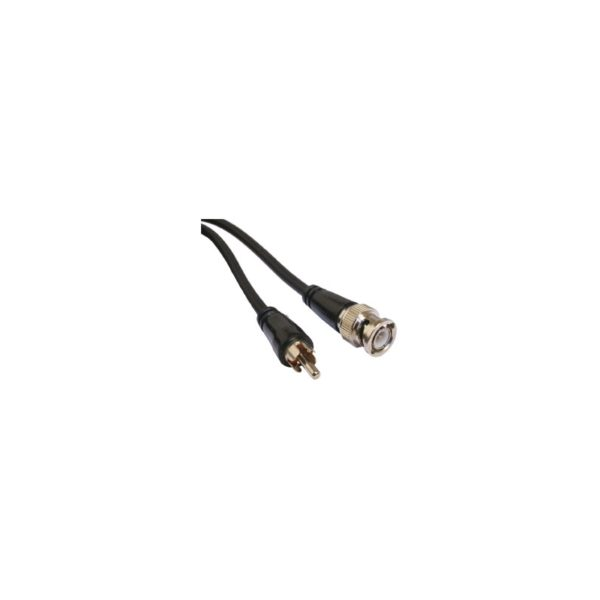 Video Coaxial Cable RCA male To BNC male 1,5M