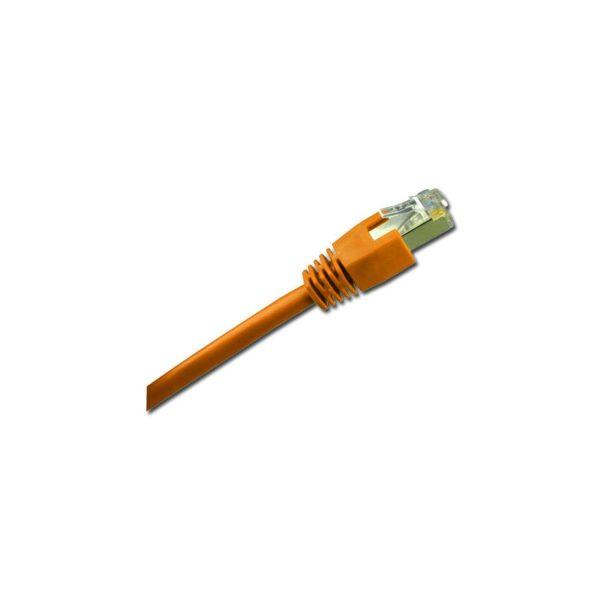Cat.5e Patch cable UTP Orange 2m