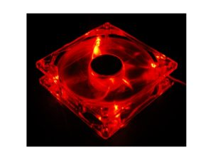 Zalman ZM-F2 Led Red 92mm