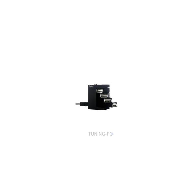 Saitek Flexible Smart HUB Black with PSU
