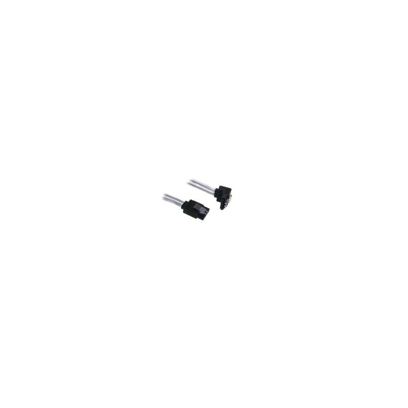 InLine SATA Cable 1M Clear