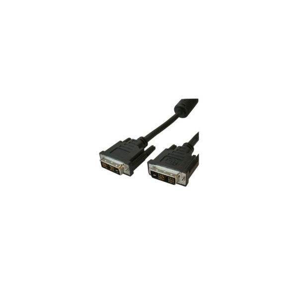 DVI-D (24+1) Cable Male to DVI-D Male 10M