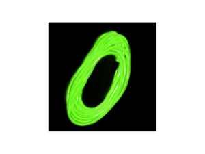 El Wire Kit flexible neon 150CM Green