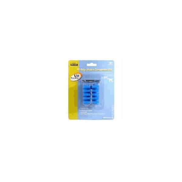 Vantec Ez Grip Molex kit Blue UV