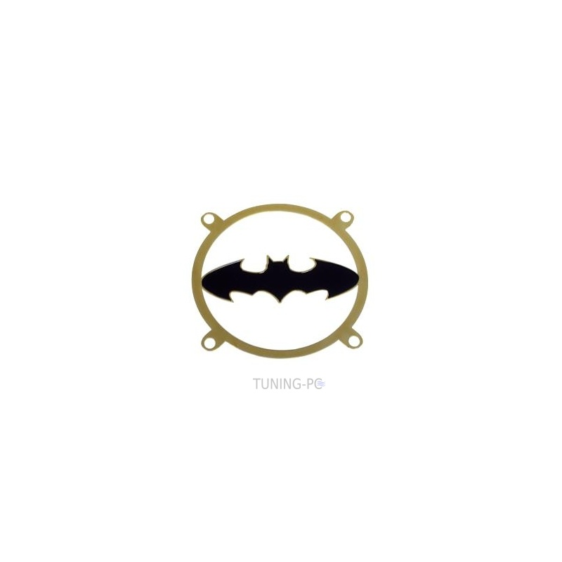 Fan Grill BatMan 80mm