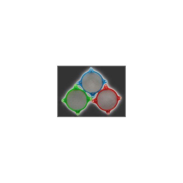 Fan Filter UV Red 92mm