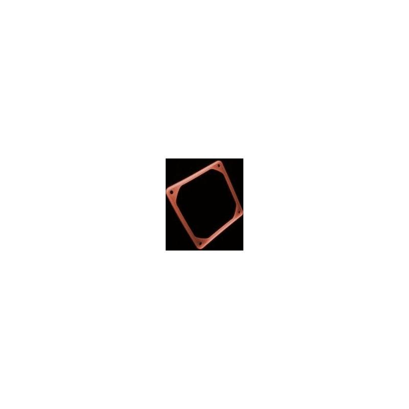 Rubber Frame for FAN 80mm UV Red