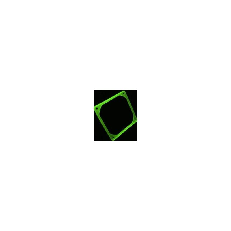 Rubber Frame for FAN 92mm UV Green