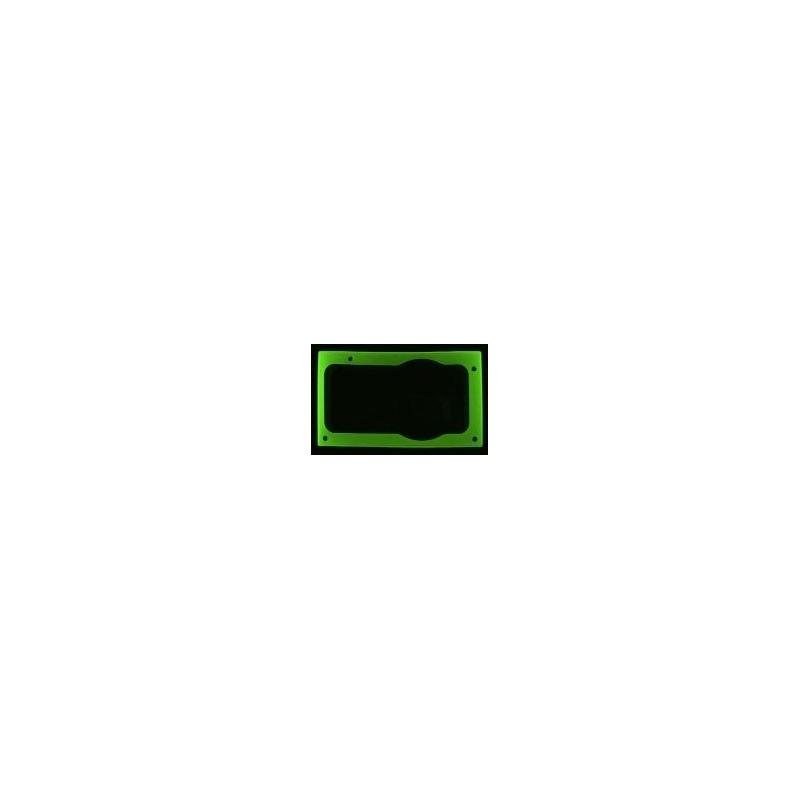 Rubber Frame for PSU UV Green