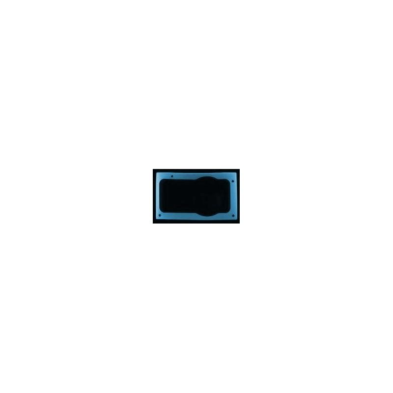 Rubber Frame for PSU UV Blue