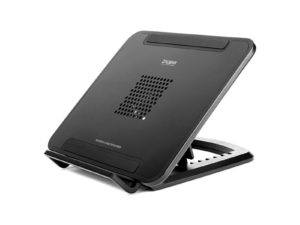Zalman NS1000F Notebook Cooler Alu Black