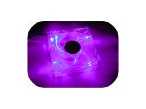 Xigmatek Crystal 120mm Purple LED