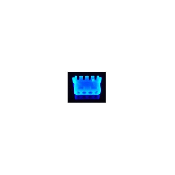 Acrayan Molex 4 Pin Female UV Blue