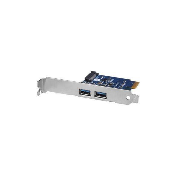 Lian Li IB-06 2x USB 3.0 PCIe Card
