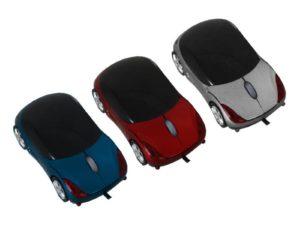 Mini Souris Optique USB Sportcar
