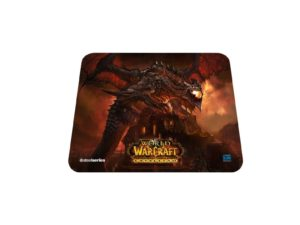 SteelSeries QcK WOW Deathwing Ed.