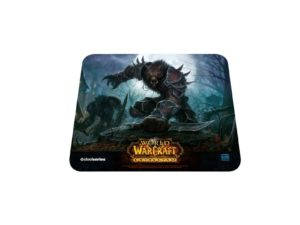 SteelSeries QcK WOW Worgen ed.